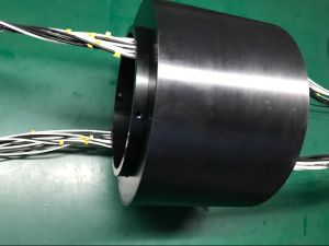Inner Hole 166mm Through Hole Slip Rings for Package Machines pictures & photos