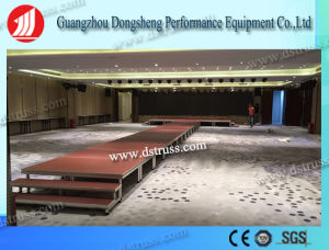 2017 Aluminum Alloy Portable Stage Event Stage Concert Stage exhibition Stage Simple Stage for Sale pictures & photos
