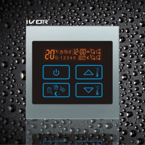 Programmable Underfloor Heating Thermostat Touch Switch Acrylic Frame (SK-HV100-L/M) pictures & photos