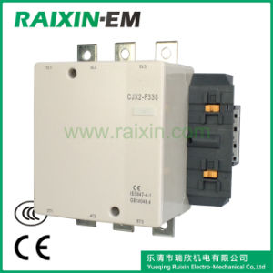Raixin Cjx2-F330 AC Contactor 3p AC-3 380V 160kw Magnetic Contactor pictures & photos