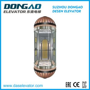 Stainless Steel Frame Observation Elevator pictures & photos