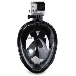 Snorkel Diving Mask Snorkeling Mask with Ce RoHS FDA pictures & photos