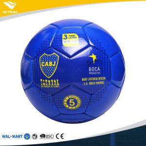 Best Sale Economic 2.7mm PVC 6p Souvenir Football pictures & photos
