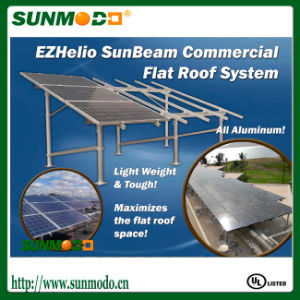 Commercial Solar Mounting Structure for Gound pictures & photos