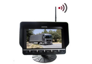 Magnetic Mount 2.4G Digital Signal Rear View Camera pictures & photos