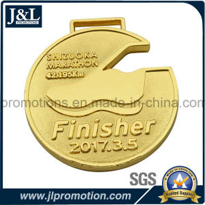 Shiny Gold Plating Customer Design Medal Good Price pictures & photos
