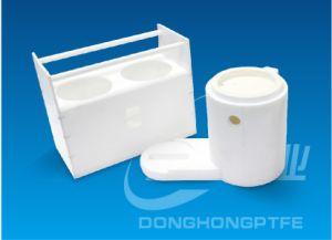 Teflon Irregular Parts PTFE Special Articles pictures & photos