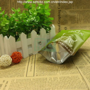 50g 100g 250g stand up tea packaging bag with zipper pictures & photos