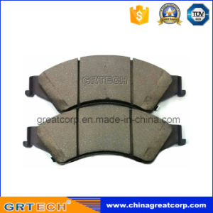 Ucye-33-23z Car Brake Pad for Mazda Bt-50 pictures & photos