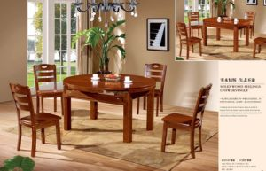 Solid Wood Dining-Table