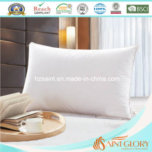 Professional Standard High Quality Hotel Goose Down Pillow pictures & photos