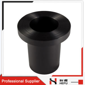 Cheap Pn16 Flange HDPE Butt Weld Water Black Pipe Fittings pictures & photos