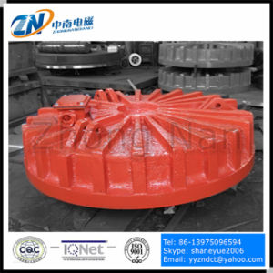 Dia-1100 mm Cast Body Lifting Magnet for Steel Mills Cmw5-110L/1 pictures & photos