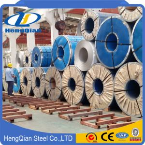 ASTM A554 Standard Hot or Cold Rolled 201 304 316 316L 310S 409 430 Stainless Steel Coil pictures & photos