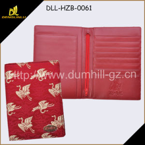 2015 China Style Passport Holder Passport Cover pictures & photos