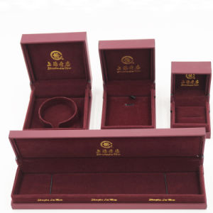 Latest Design Plastic Packaging Packing Gift Jewellery Jewelry Box (J51-E1) pictures & photos