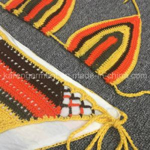 Boho Halter Handmade Crochet Bikini pictures & photos