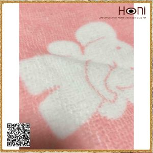D-026 Baby Animal Printed Hooded Bath Towel pictures & photos
