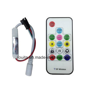 14keys RF Wireless Controller for Ws6803 RGBW LED Strip pictures & photos