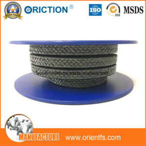 Braided PTFE Packing Pure Flexible Graphite with Inconel Wire Jacketed Mesh Gland Packing for Water Pump pictures & photos