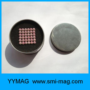 Best Sale Sphere Magnets 5mm Set 216PCS Neodymium Magnets pictures & photos