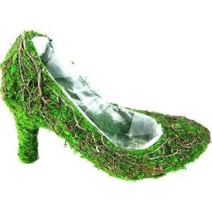 Fuda Factory Moss Shoe Planter (Customized) pictures & photos