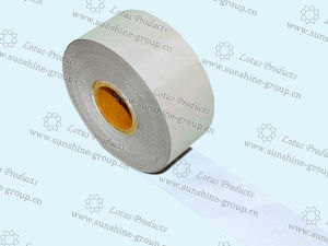 400 Cdl High Reflective Grey Polyester Reflective Tape pictures & photos