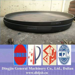 The Flanged Only Bottom End for Boiler Manufactured by Dalian Dingjin pictures & photos