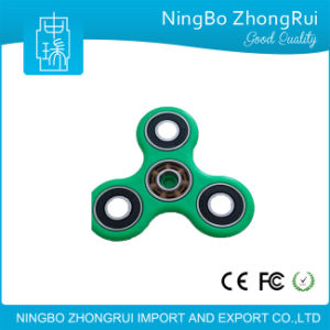 Foundry Price Low Noise Color Metal Finger Toy Figet Spinner for Restless Hands pictures & photos