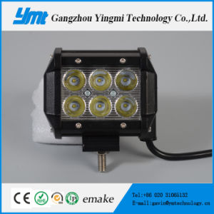 18W Motorcycle Spare Part LED Work Light Spot LED Work Light for ATV Parts pictures & photos
