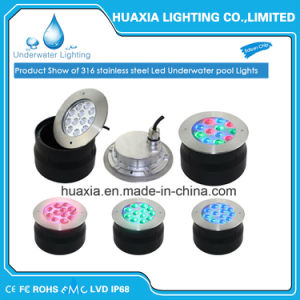Stainless Steel LED Underwater Lights pictures & photos