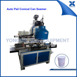 5 Gallon Paint Conical Can Seaming Machine pictures & photos