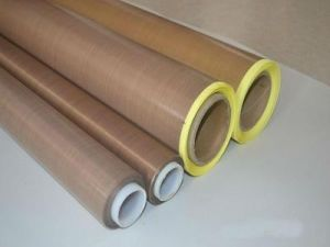 High Quality Heat Resistant Teflon Adhesiev Tape pictures & photos