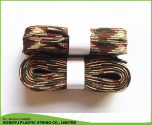 Factory High Quality Shoelace /Print Shoelace /Lock Shoelace pictures & photos