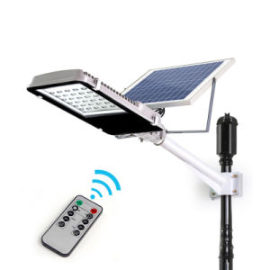Remote Control Street Light with 20W Solar Panel pictures & photos