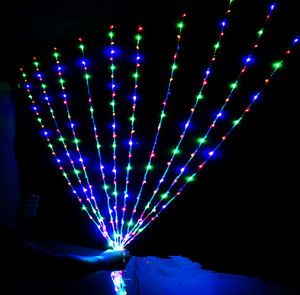 LED Curtain Light for Window Decoration From Factory pictures & photos
