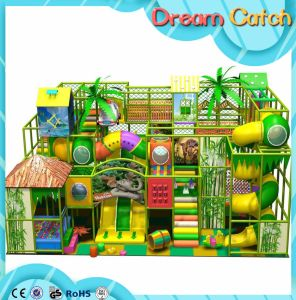 2017 Popular Commercial Center Kids Used Soft Play Indoor Playground pictures & photos
