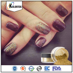 Kolortek Cosmetic Glitter Powder, Nail Art Glitter Powder pictures & photos