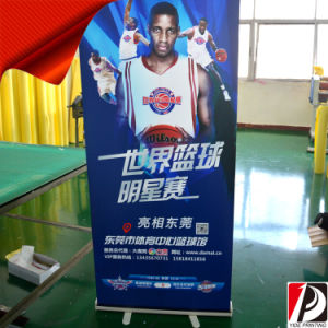 Aluminum Stand Roll up Banner for Promotion (ROL-01) pictures & photos