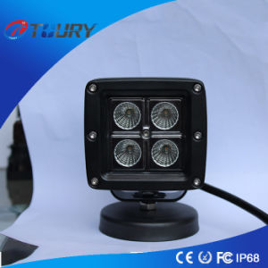 LED Auto Lamp 20W Motorcycle Driving Light Tractor LED Working Light pictures & photos