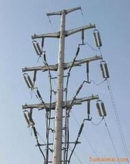 Custom Angle Steel Transmission Line Tower pictures & photos