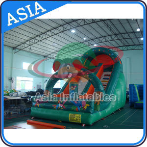 Big Size Elephant Slide Inflatable Slide for Children pictures & photos