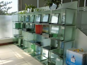 Igu Dgu of Curtain Wall Insulating Glazing Unit Tempered Glass pictures & photos