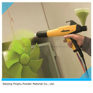 Yellow Powder Paint with Good Mechanical Property pictures & photos