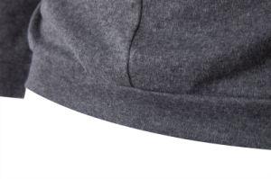 Wholesale Custom 100% Cotton Long Sleeve Men T Shirt pictures & photos