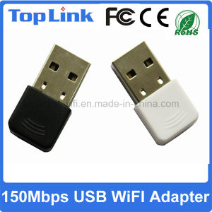 Mini 150Mbps Rt5370 Wireless Network Card Support Soft Ap for Free WiFi Sharing pictures & photos