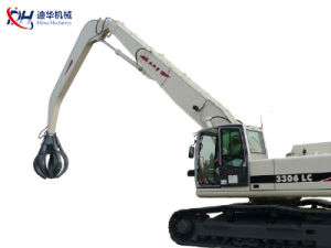 Hydraulic Waste Steel Grapple for 20t Excavators pictures & photos
