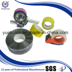 BOPP Yellowish Packing Tape Popular for Korea Market pictures & photos