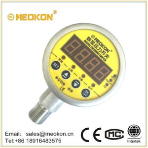 MD-S800e Radial Direction Mounting Series Water, Oil, Gas Intelligent Digital Pressure Switch pictures & photos