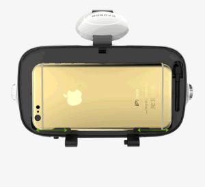 OEM Service Bobo Vr Z4 3D Glasses Virtual Reality Bobo Z4 Fiit Vr Box with Wholesale Price pictures & photos